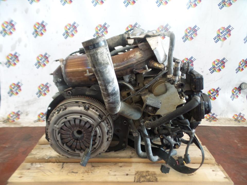 MOTORE SEMICOMPL. ALFA ROMEO MITO (X6) (06/08>06/11