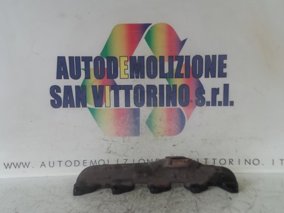 COLLETTORE SCARICO FORD FIESTA (CBK) (12/05>12/08