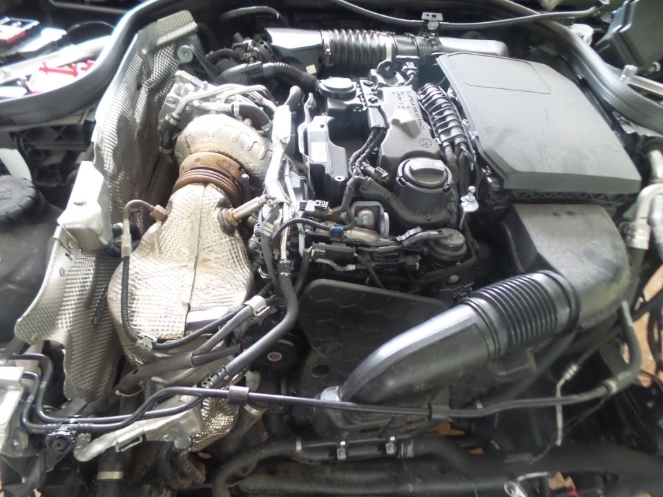 CAMBIO AUTOMATICO MERCEDES-BENZ CLASSE E (W/S213) (01/16>)
