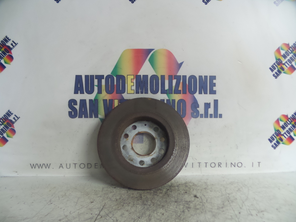 DISCO FRENO POST. 253X10MM DX. VOLKSWAGEN GOLF (5K/AJ) (09/08>)