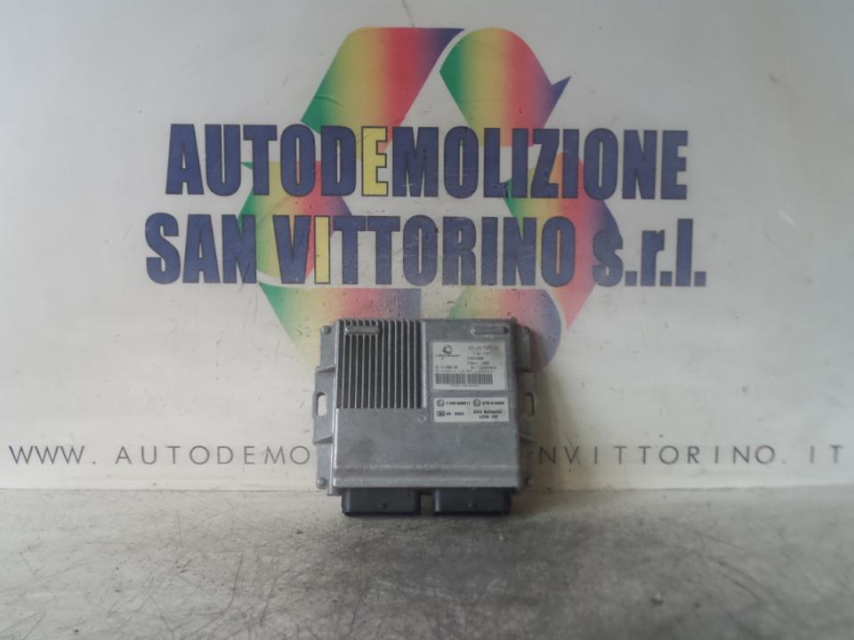 CENTRALINA INIEZIONE IMPIANTO GAS FIAT GRANDE PUNTO (2Y) (06/05>05/08