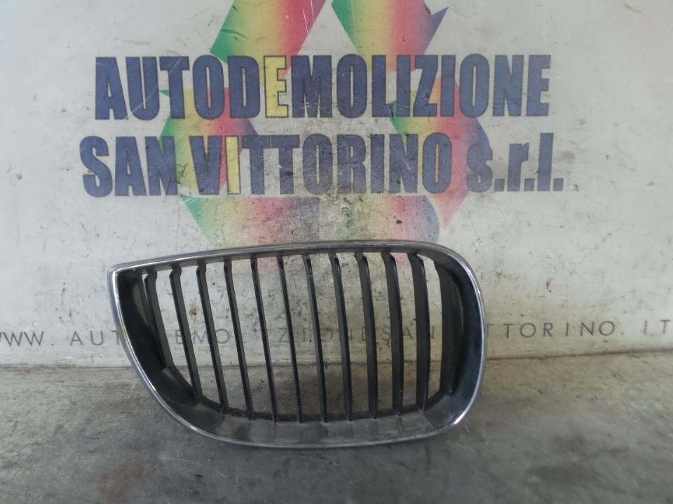 GRIGLIA C/CLIMATIZZAZIONE AUTOMATICA DX. BMW SERIE 1 (E87) (09/04>03/07