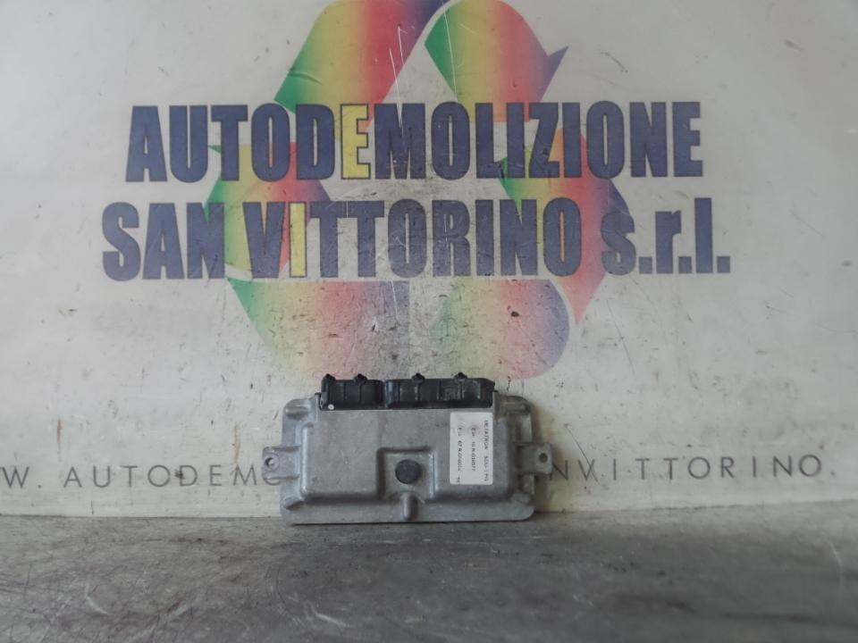 CENTRALINA INIEZIONE IMPIANTO GAS FIAT PANDA (33) (12/11>)