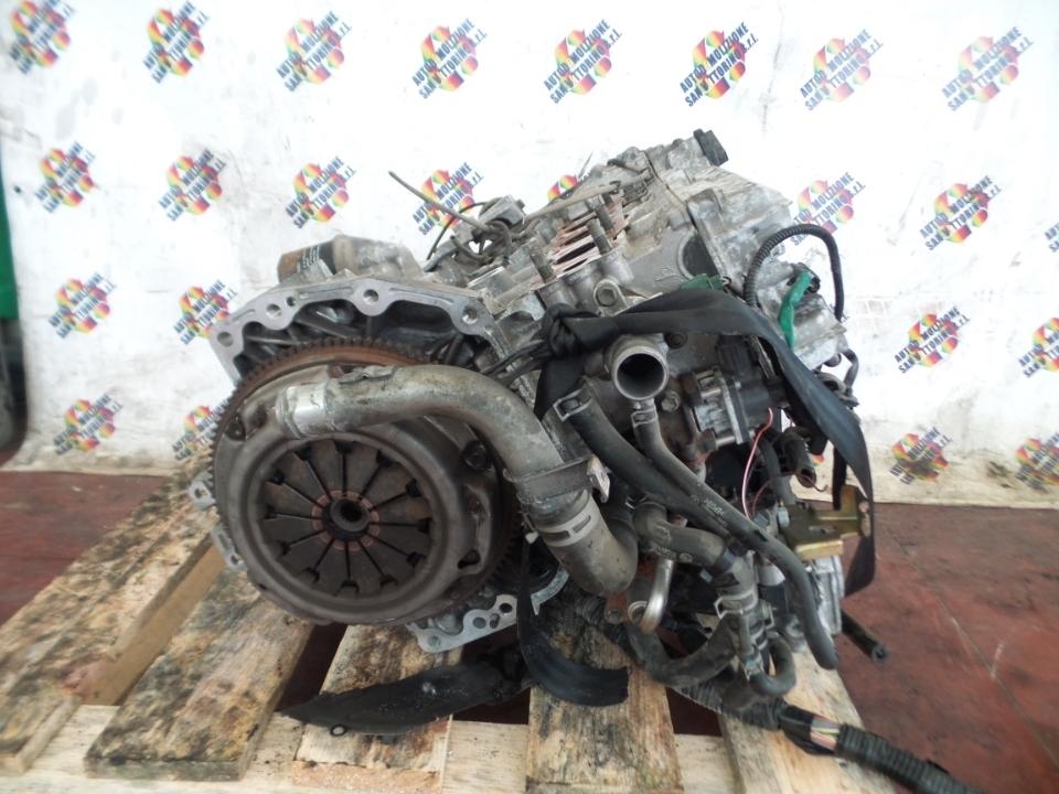 MONOBLOCCO MOTORE ALLEGGERITO SUZUKI SWIFT (04/05>02/11