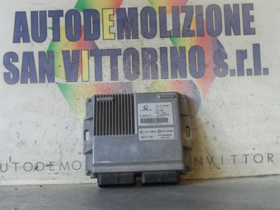 CENTRALINA INIEZIONE IMPIANTO GAS DACIA SANDERO (07/08>)