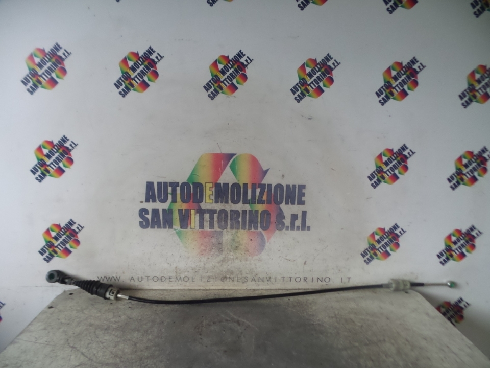 CAVO COMANDO LEVA CAMBIO DX. FIAT PUNTO (6U) (01/13>)