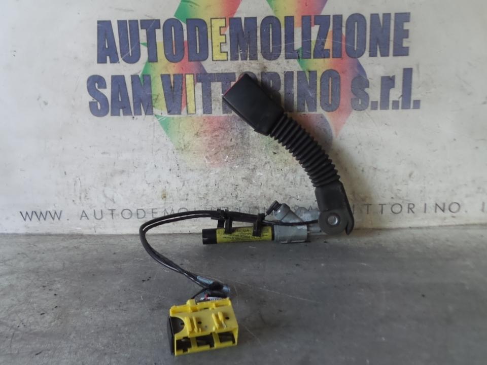 AGGANCIO CINTURA DI SICUREZZA ANT. DX. BMW Z4 (E85) (11/02>06/09<)