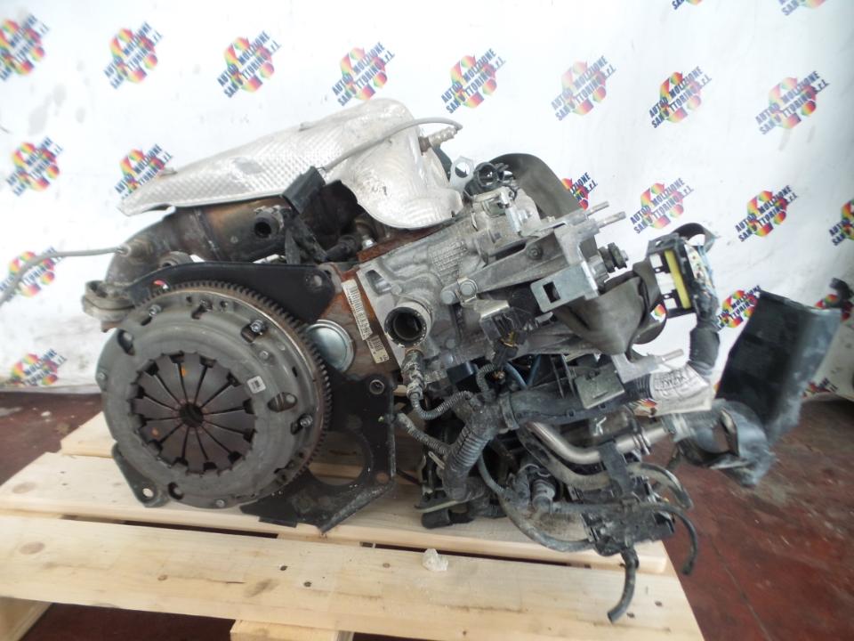 MOTORE SEMICOMPL. FIAT PANDA (33) (12/11>)
