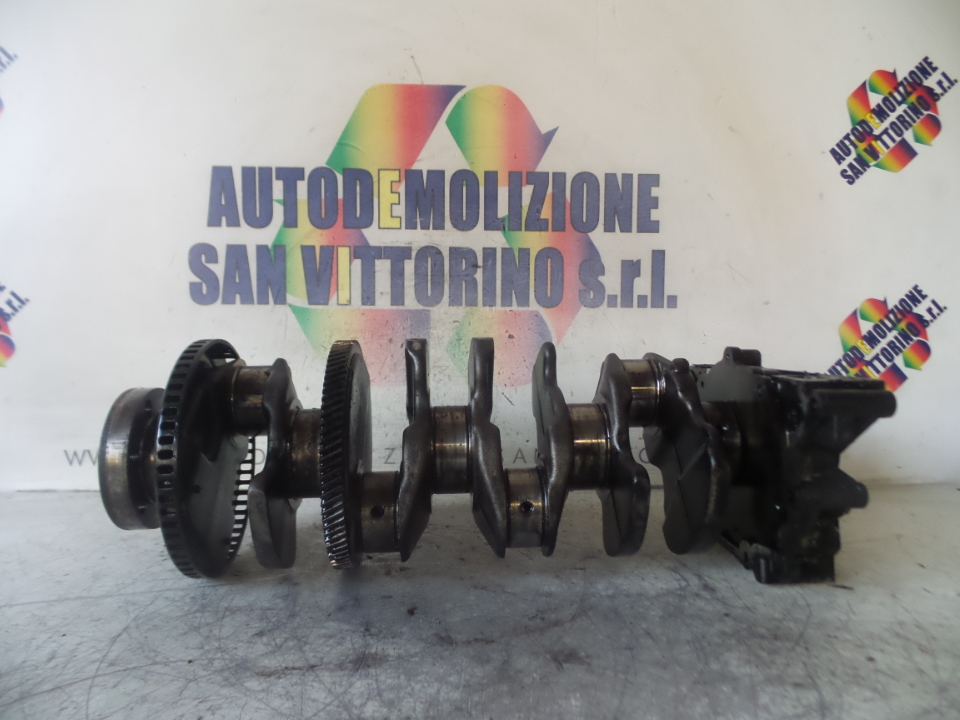 ALBERO MOTORE C/RUOTA FONICA OPEL INSIGNIA (G09) (07/13>)