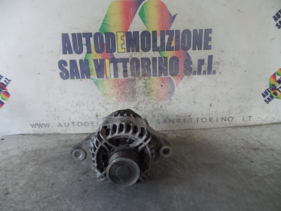 ALTERNATORE 100AMP FIAT BRAVO (3L) (01/07>03/10