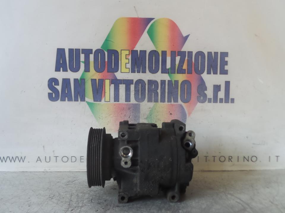 COMPRESSORE A/C FIAT DOBLO CARGO (1W) (11/00>12/03