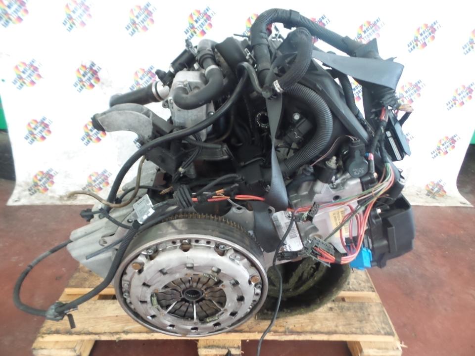 MOTORE SEMICOMPL. BMW SERIE 3 (E46) COMPACT (06/01>0