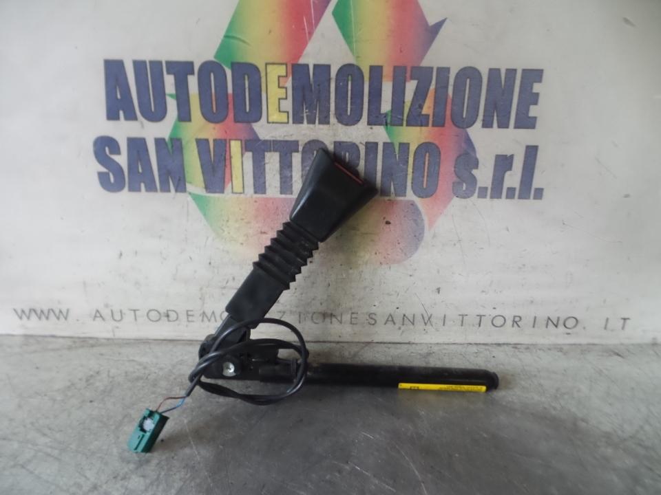 AGGANCIO CINTURA DI SICUREZZA ANT. SX. OPEL TIGRA (X04) (07/04>)