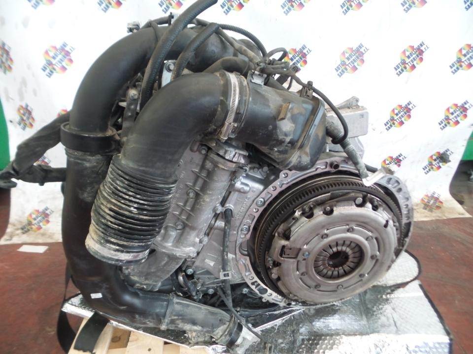 MOTORE COMPL. RILEVARE PN DA VECCHIO MOTORE MERCEDES-BENZ CLASSE B (T246) (09/11>)