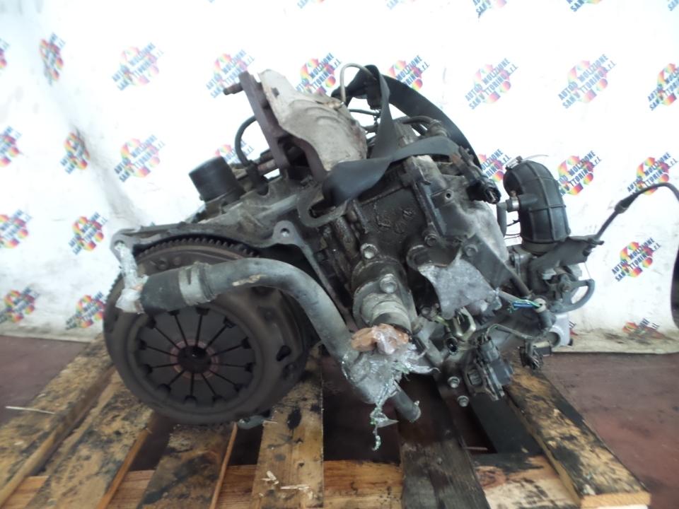 MONOBLOCCO MOTORE ALLEGGERITO SUZUKI WAGON R+ (05/00>06/06