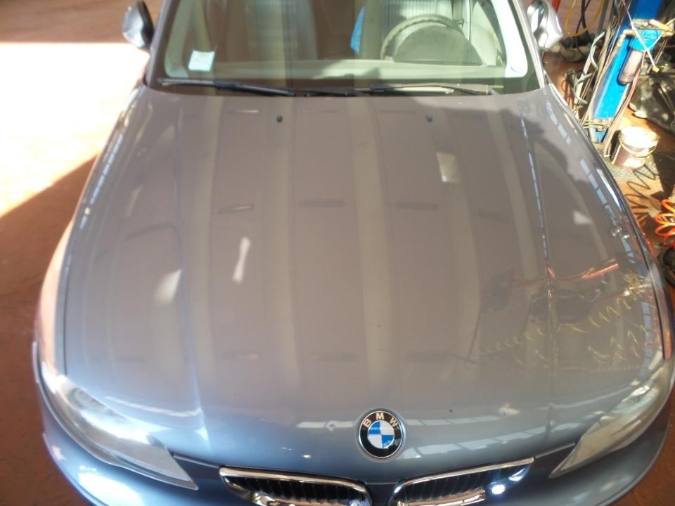 COFANO ANT. BMW SERIE 1 (E87) (09/04>03/07