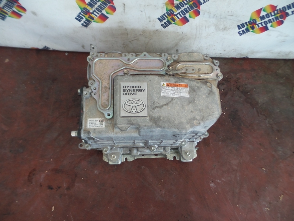INVERTER TOYOTA YARIS (09/11>)