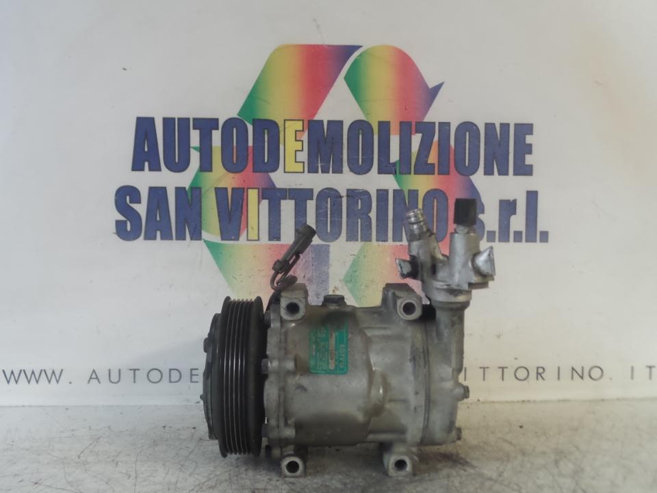 COMPRESSORE A/C ALFA ROMEO 147 (W8) (08/00>01/06