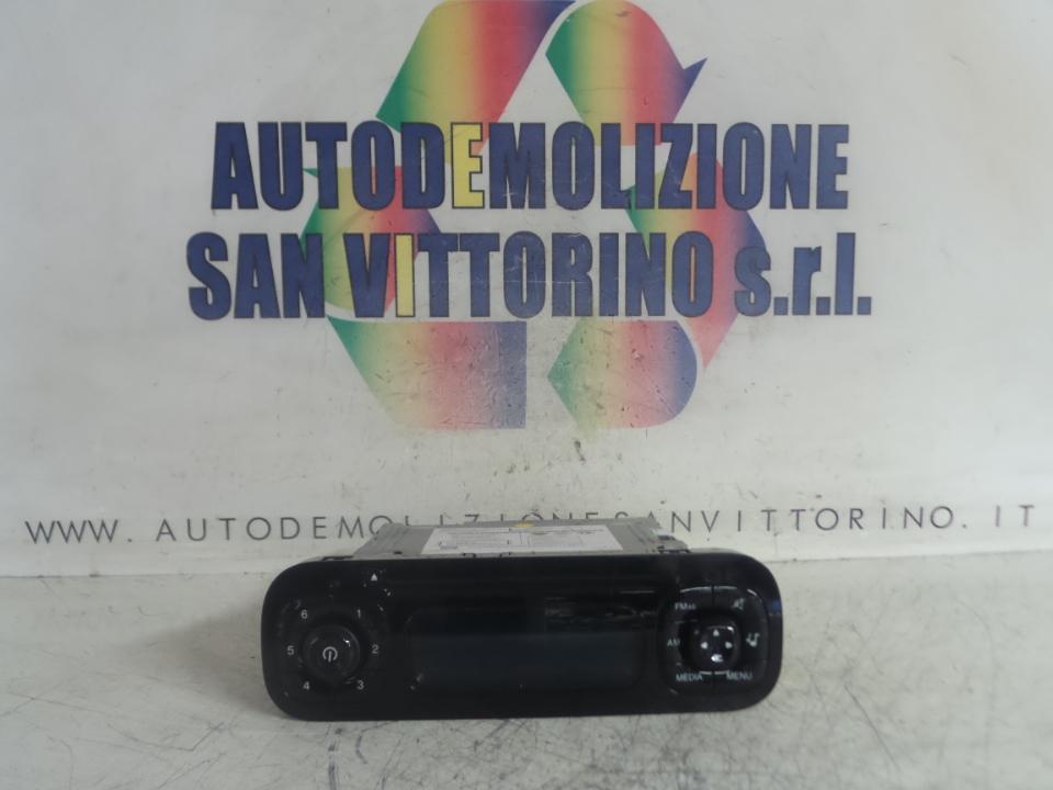 AUTORADIO AUTORADIO EXTRA SERIE 1 FIAT PANDA (33) (12/11>)