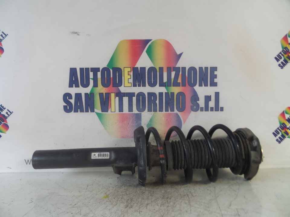 AMMORTIZZATORE ANT. 49.6MM DX. AUDI A3 (8P) (04/03>06/10