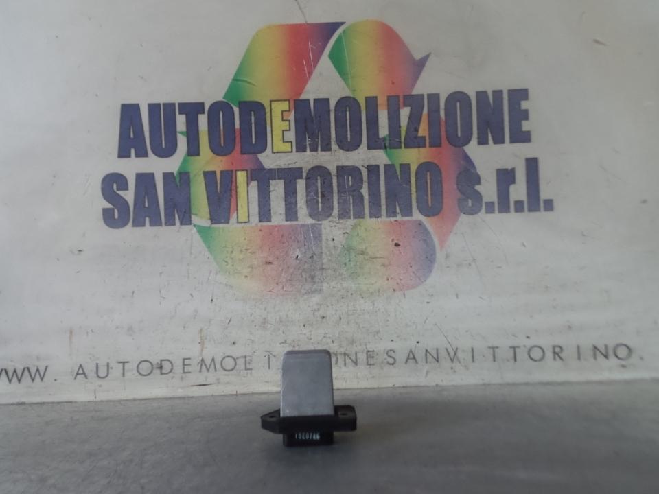 RESISTENZA MOTORINO VENTILAZIONE ABITACOLO C/CONTROLLO ELETTRICO CLIMA OPEL ANTARA (L07) (01/11>)