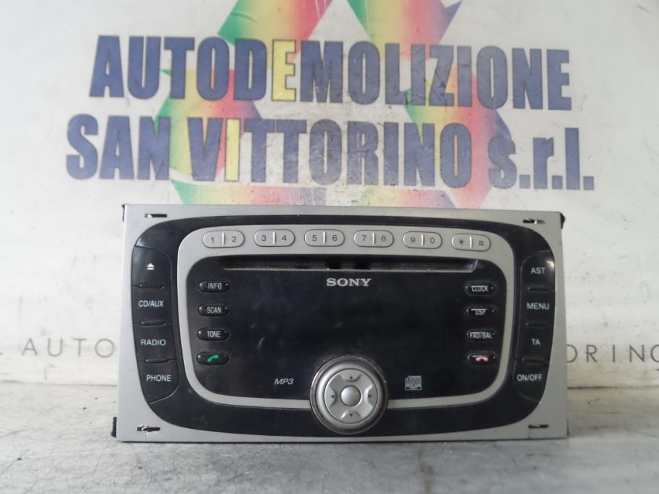 AUTORADIO FORD C-MAX (CB3) (03/07>)