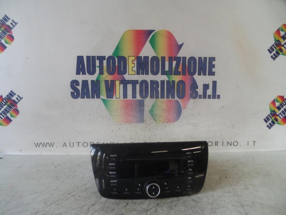 AUTORADIO C/AUTORADIO CD C/MP3 FIAT DOBLO CARGO (3V) (12/09>)