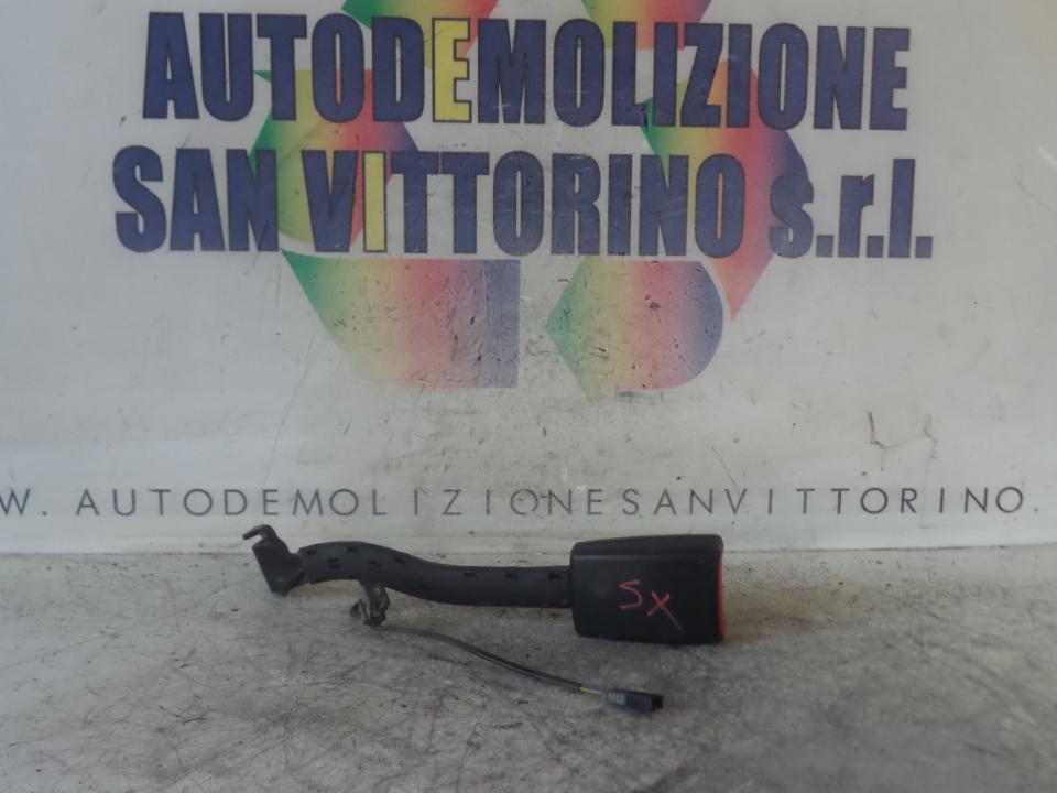 AGGANCIO CINTURA DI SICUREZZA ANT. SX. VOLKSWAGEN GOLF (1K) (10/03>12/09
