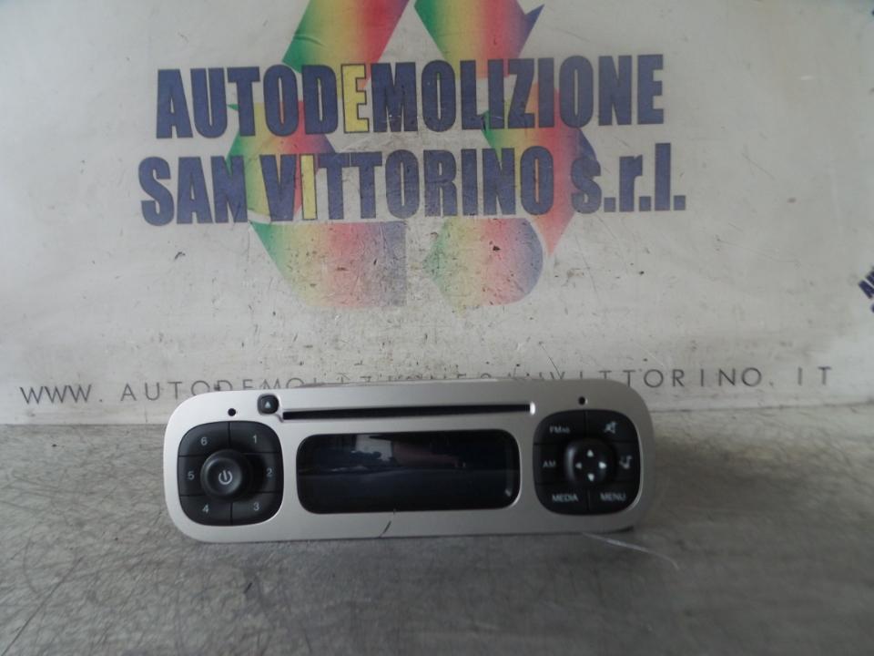 AUTORADIO FIAT PANDA CROSS (33) (09/14>)