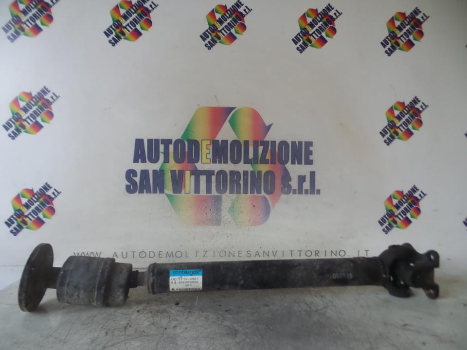 ALBERO TRASMISSIONE ANT. SSANGYONG REXTON/REXTON II (12/03>)