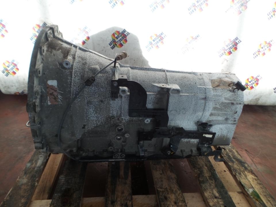 CAMBIO AUTOMATICO LAND ROVER RANGE ROVER SPORT (07/10>04/13