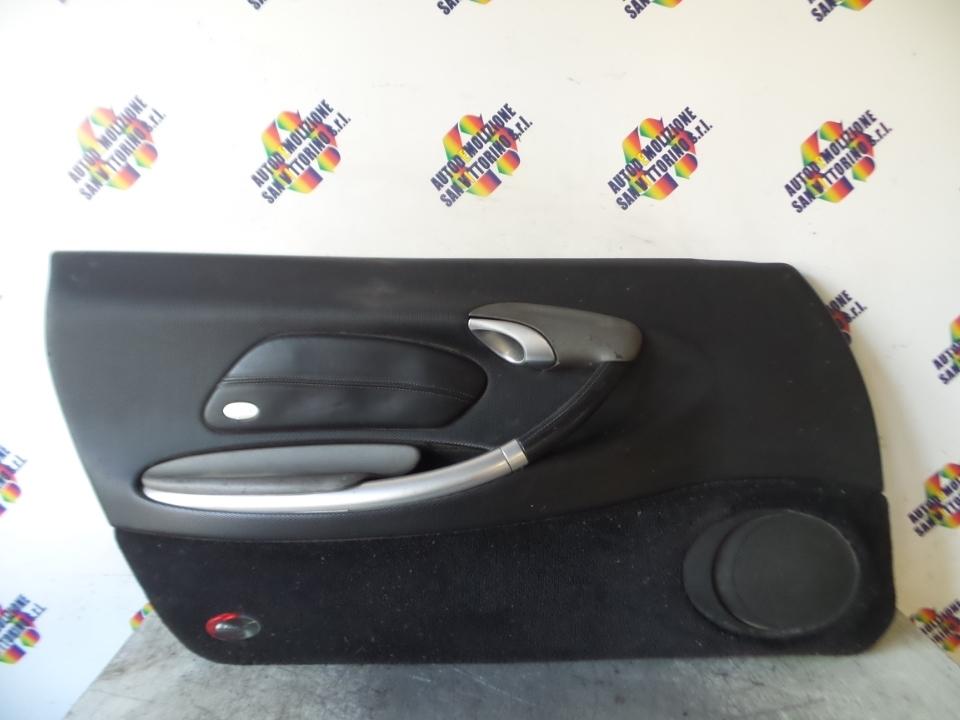 PANNELLO INT. PORTA ANT. SX PORSCHE BOXSTER (986) (09/96>09/99