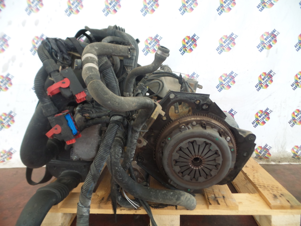 MOTORE SEMICOMPL. FIAT STILO (2C) (09/01>11/03<)