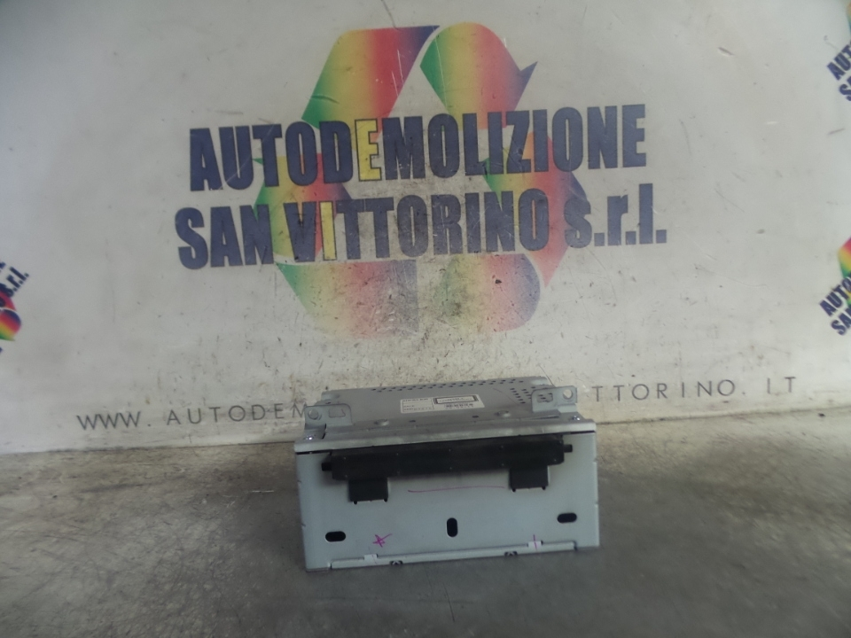 AUTORADIO FORD FOCUS (CB8) (02/11>)