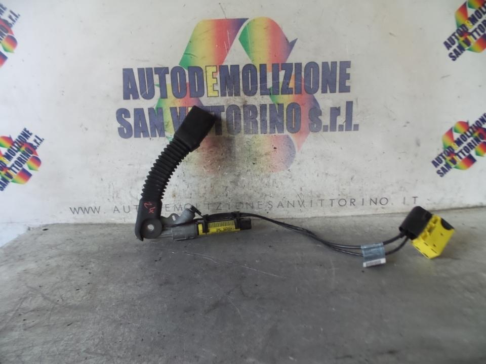 AGGANCIO CINTURA DI SICUREZZA ANT. SX. BMW Z4 (E85) (11/02>06/09