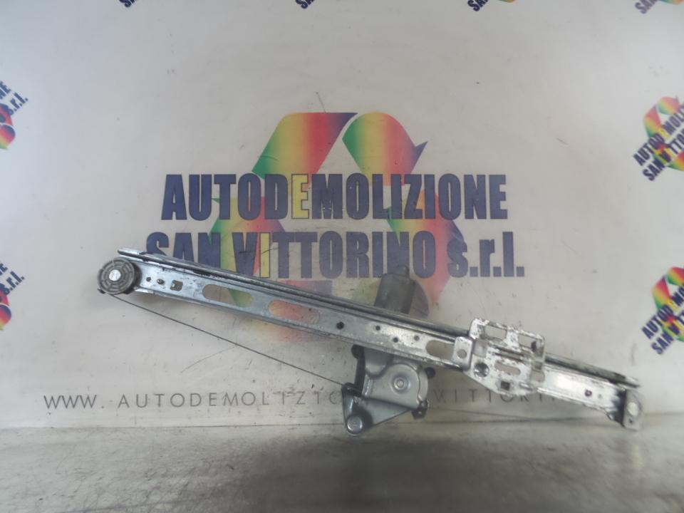 ALZACRISTALLO ELETTR. PORTA ANT. 09-01> SX. MERCEDES-BENZ CLASSE A (W168) (03/01>06/04