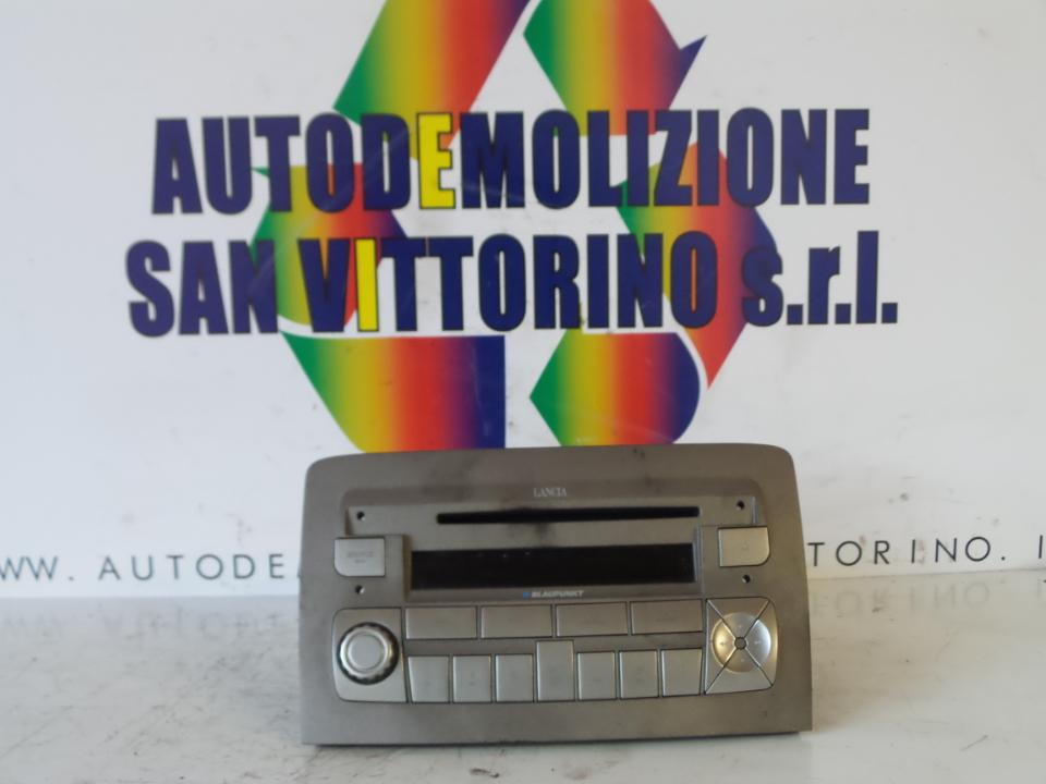 AUTORADIO LANCIA MUSA (TG) (07/04>06/08