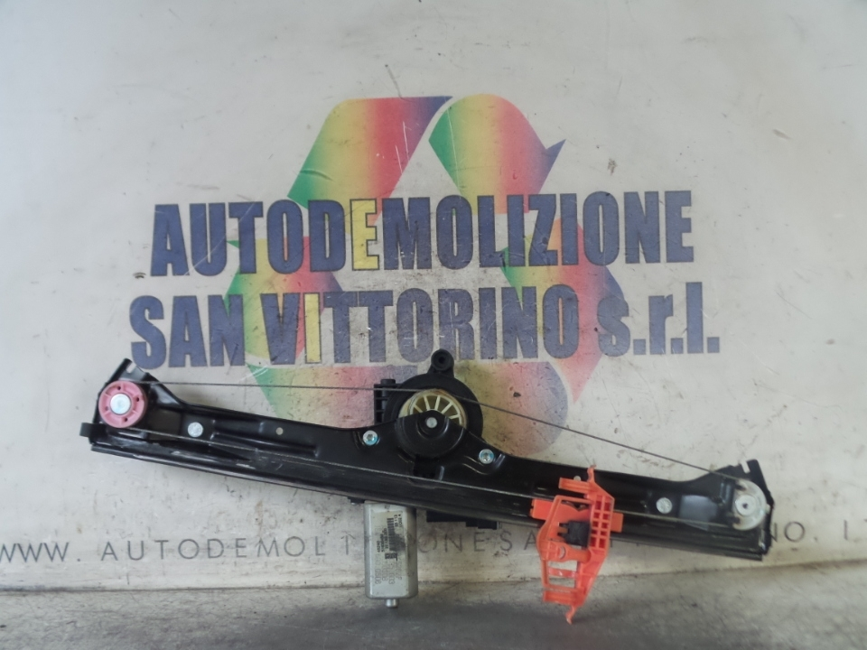 ALZACRISTALLO ELETTR. PORTA ANT. C/M DX. FIAT BRAVO (3L) (01/07>03/10
