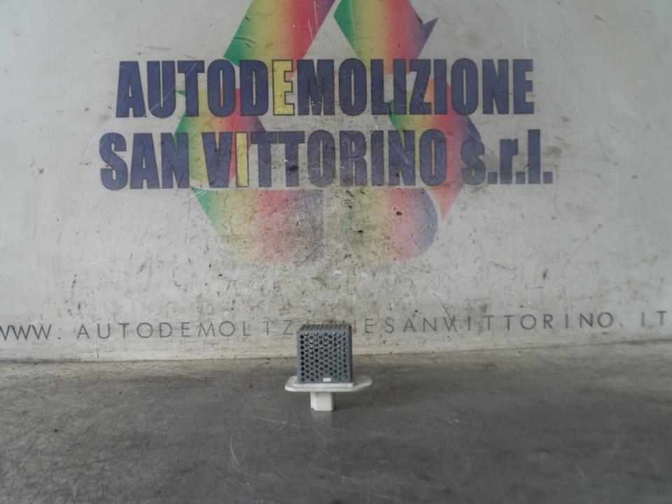 RESISTENZA MOTORINO VENTILAZIONE ABITACOLO SUZUKI SPLASH (02/08>10/15