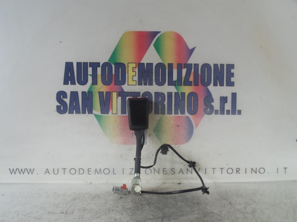 AGGANCIO CINTURA DI SICUREZZA ANT. SX. LANCIA MUSA (TG) (07/04>06/08
