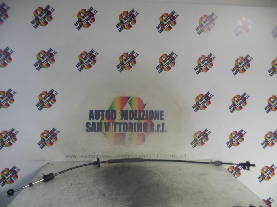 CAVO COMANDO LEVA CAMBIO DX. LANCIA YPSILON (TE) (09/06>12/08