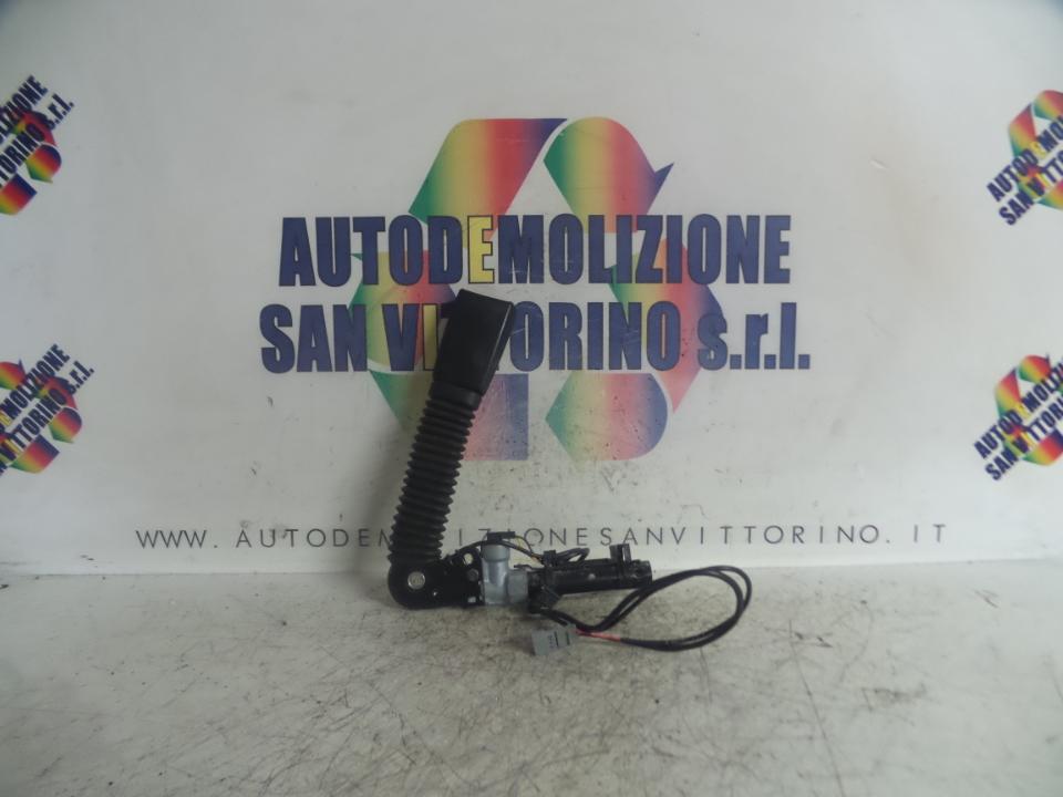 AGGANCIO CINTURA DI SICUREZZA ANT. SX. MINI MINI (R56) (08/06>08/10