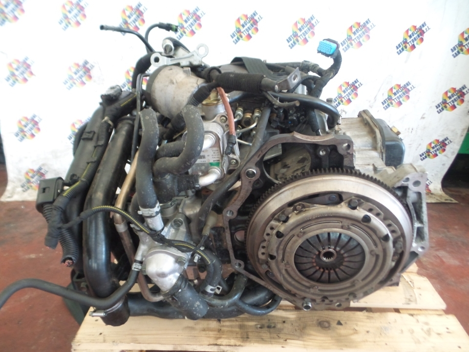 MOTORE COMPL. C/A/C OPEL ASTRA (T98) (03/98>09/04