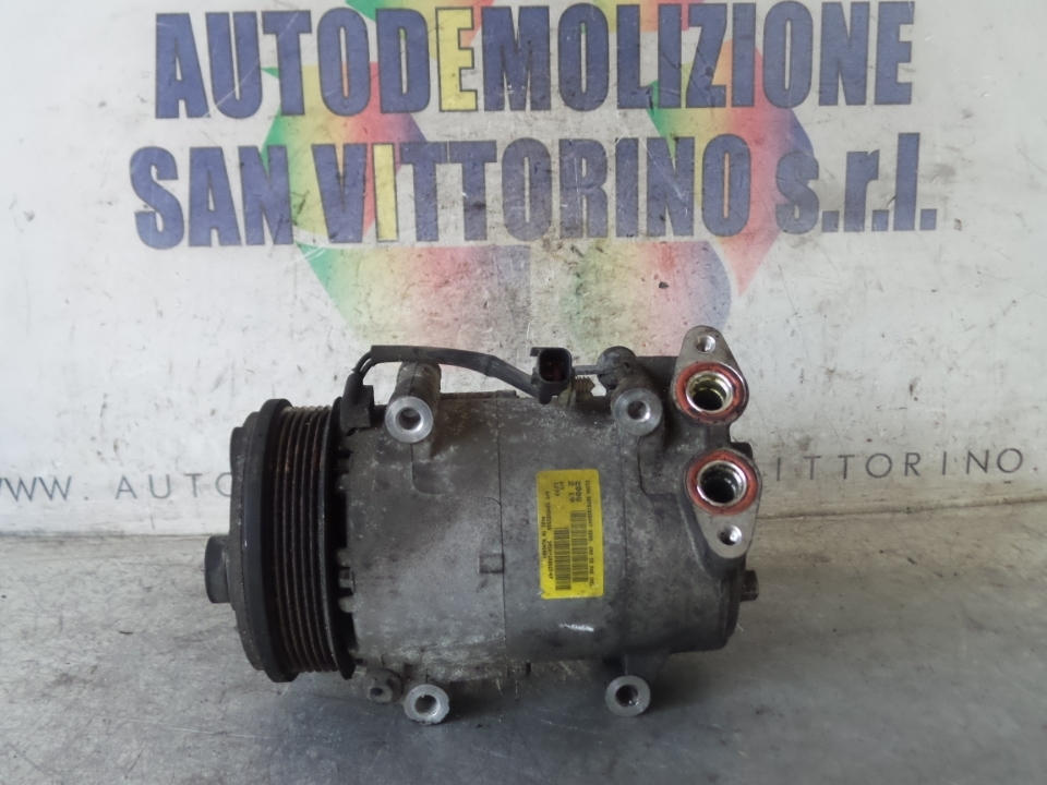 COMPRESSORE A/C FORD FOCUS (CB4) (01/08>12/11