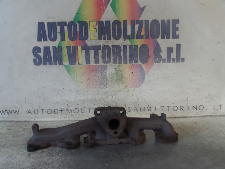 COLLETTORE SCARICO FIAT PANDA (2Q) (09/03>12/10