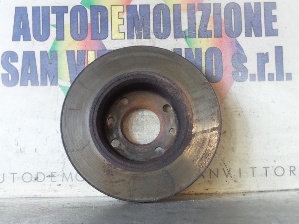 DISCO FRENO POST. DX. FIAT PANDA CROSS (33) (09/14>)