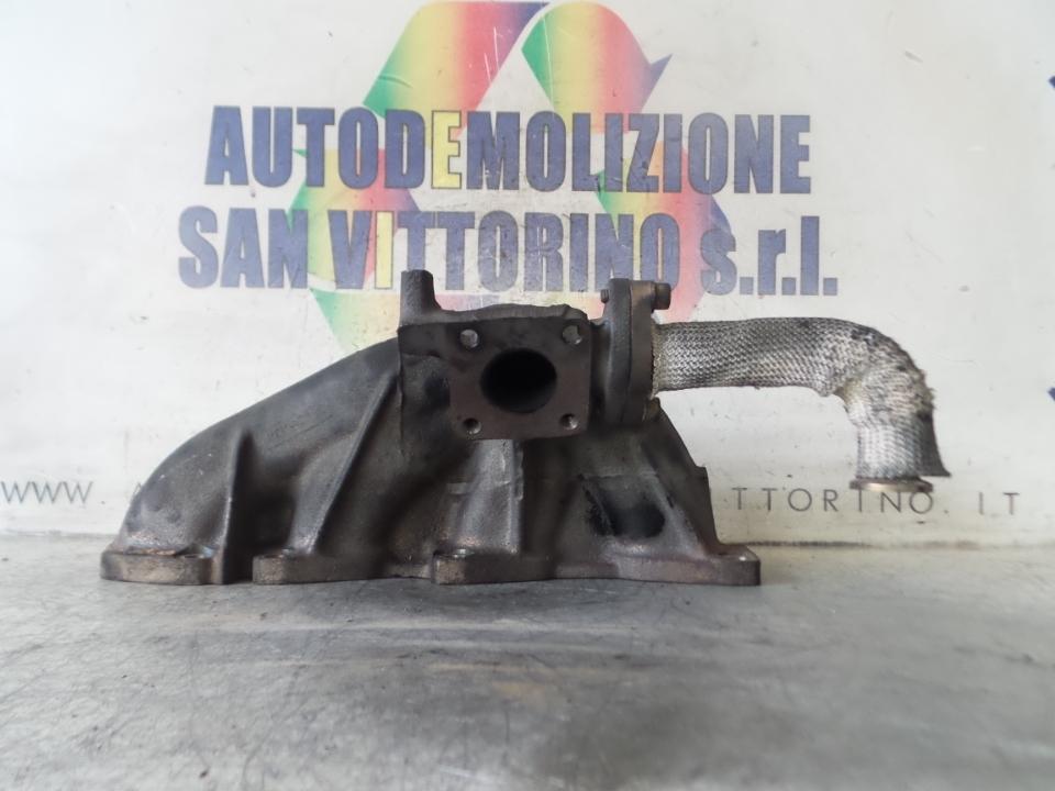 COLLETTORE SCARICO FIAT STILO (2V) (11/03>06/09