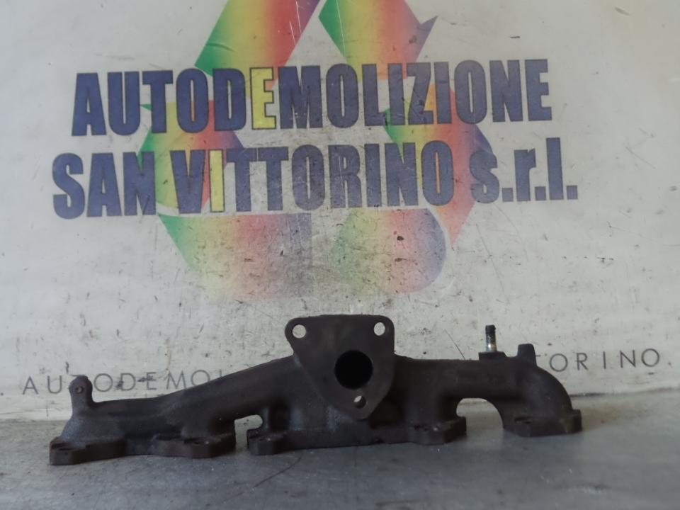 COLLETTORE SCARICO FIAT GRANDE PUNTO (2Y) (06/05>05/08
