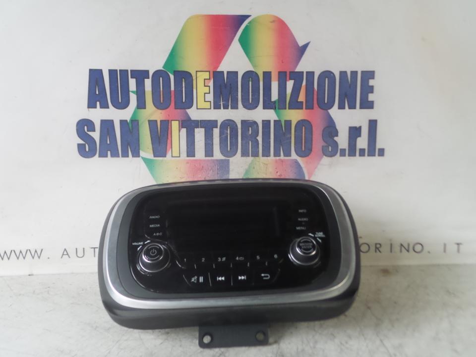 AUTORADIO FIAT 500X (5F) (11/14>)