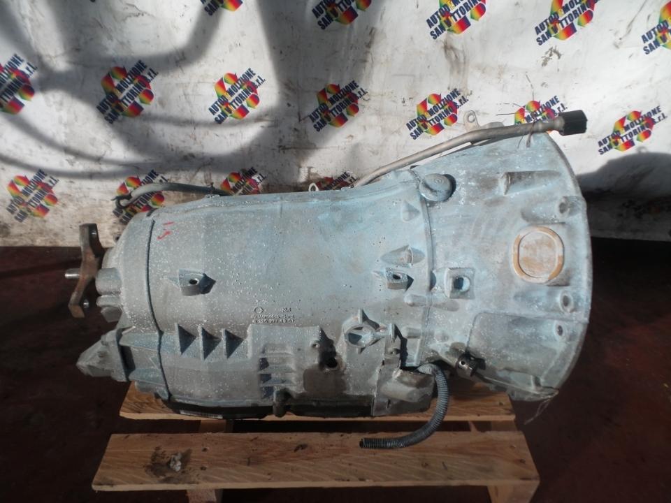 CAMBIO AUTOMATICO C.722646 MERCEDES-BENZ CLASSE C (W/S204) (01/07>04/11